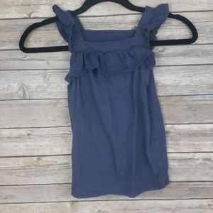 Cat & Jack girls top Small 6